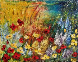 THE FIELD II by ARTBYTERESA