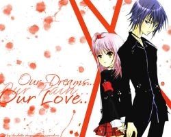 Shugo Chara - Our Love by Corni-chan