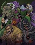 Spider-Man Villains by JeffyP