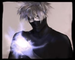 kakashi by CircadianTwilight
