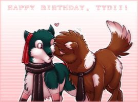 Happy Birthday, Tydii by Detrah