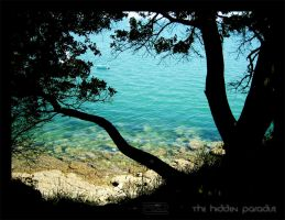 The Hidden Paradise by xnoux