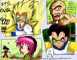 DB - She is over 9000 by EV133