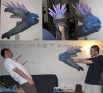 Halo Needler Assembled by billybob884