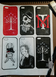 Iphone Cases WIP by SpaniardWithKnives
