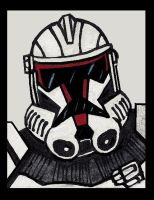 CLONE TROOPER by PLANETKURTH