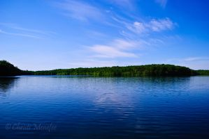 Burke Lake by alk3girl666