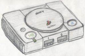 Sony PlayStation by RikMcCloud