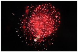 Canada Day Fireworks 2k4 - 7 by aceman67
