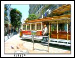 Powell and Hyde Cable Car by KLR620