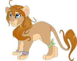 Sanny Lion by MBPanther