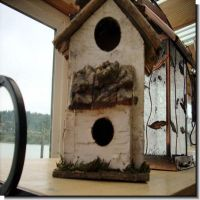 Why Handmade Birdhouses Are the Best by buildabirdhousenet