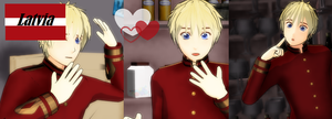 MMD Newcomer: Latvia by Ringtail14