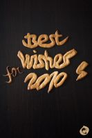 BEST WISHES 2010 by 5-tab