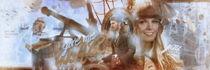Hook/Pirate!Emma by B0N-B0NA