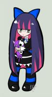 Stocking by Pikkochan