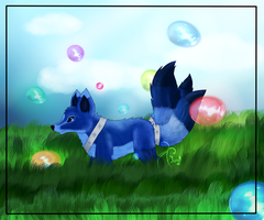 Bubble walk by oOJurOo