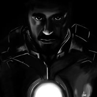 Tony Stark by Wild-Theory