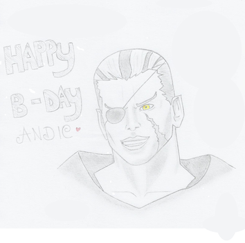 HAPPY BIRTHDAY andiechanz12789! by RoxyValentine