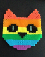 Perler Rainbows? by Jersey-Cat