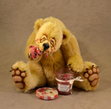 Biscuit the Bear by mellisea