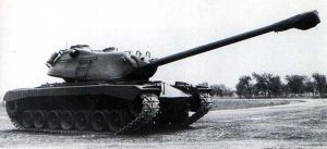 Heavy tank T43 by MADMAX6391