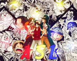 ASL (One Piece) by YataMirror