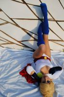 power girl cosplay by Shoratime-vocaloid