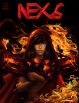 Nexus Vol1 Issue 5 Front Cover by zenx007