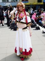 Sakura - desert princess by Kairi-Heartless