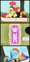Cutie Coffin Crusaders - Idea: Me N Rated Ponystar by Gutovi-kun