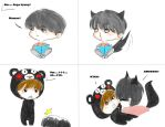 Suga Hyung... I like you~ by KuroYuki96