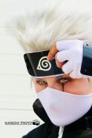 White sharingan by Suki-Cosplay