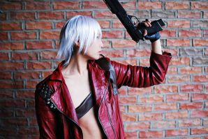 Devil May cry3  -Dante by jerevinan68