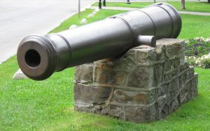 Cannon by MapleRose-stock