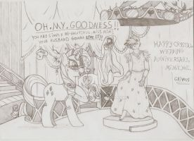 Miss Mim's Marriage by Grivous