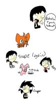 lol doodle dump XP by RandomDoodler167
