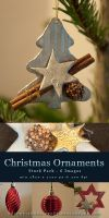 Christmas Ornaments Stock Pack by kuschelirmel-stock