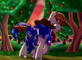 Hearts and Hooves at Sweet Apple Acres by kyle23emma