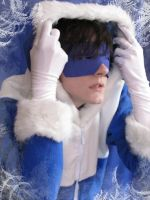 Captain Cold by 1Kasumi