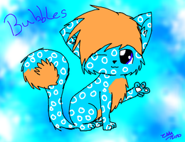 Bubbles :AT: by zoe264