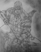 Assassins Creed III (Connor  Kenway) by ImagineBeat