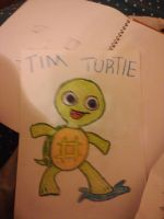 Tim Turtle by RileyIsARiot