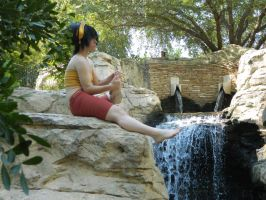 Toph Beifong-TLA by Fuse89