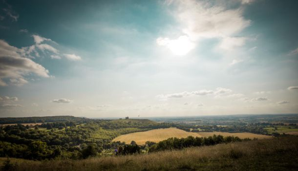 Coombe Hill by BenBrotherton