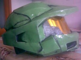 Master Chief Helm - 15 by Lord-Omega83