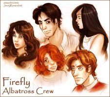 Firefly: Albatross Crew by Ashwings