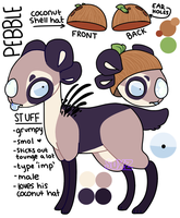 Pebble Ref (Tartios) by SoxzTheWolf