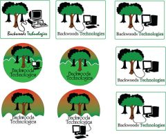 Backwoods Technologies Logo by aaronhockey
