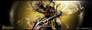 Scorpion by anghelo